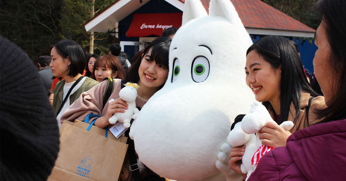 The first Moomin theme park outside Finland is simply magical – and