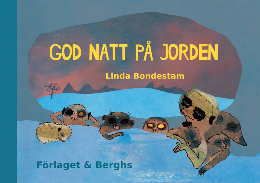Linda Bondestam released her very own book: Good Night, World