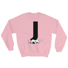 Load image into Gallery viewer, Moomin Alphabet sweatshirt - J as in Joxter