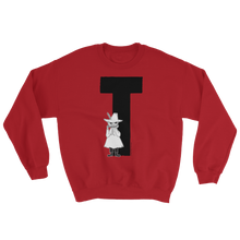 Load image into Gallery viewer, T - Moomin Alphabet Sweatshirt - feat. Snufkin