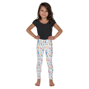 Moomin valley kid's leggings