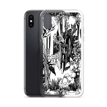 Load image into Gallery viewer, Moomin Hemulen iPhone Case Skandibrand