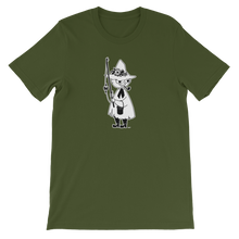 Load image into Gallery viewer, Snufkin t-shirt - Moomin Characters