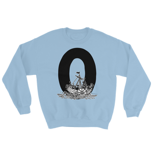 Moomin Alphabet sweatshirt - O as in Oshun Oxtra