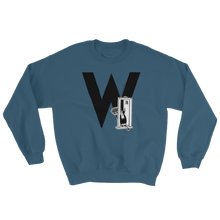 Load image into Gallery viewer, Moomin Alphabet sweatshirt - W as in Whomper