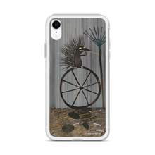 Load image into Gallery viewer, Linda Bondestam porcupine iPhone case