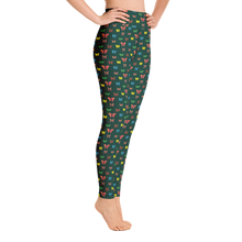 Load image into Gallery viewer, Linda Bondestam Butterflies Yoga Leggings Skandibrand