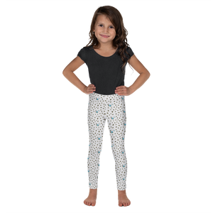 Mr Clutterbuck Alphabet Kid's Leggings Skandibrand