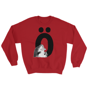Ö - Moomin Alphabet Sweatshirt - feat. the Groke