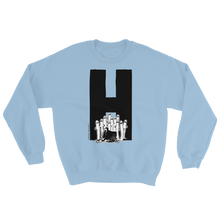 Load image into Gallery viewer, Moomin Alphabet sweatshirt - H as in Hattifatteners