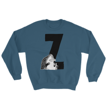 Load image into Gallery viewer, Z - Moomin Alphabet Sweatshirt - feat. the Groke