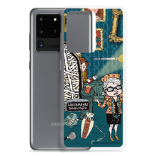 Load image into Gallery viewer, The Whodunit Detective Agency - The Mummy Mystery - Samsung case