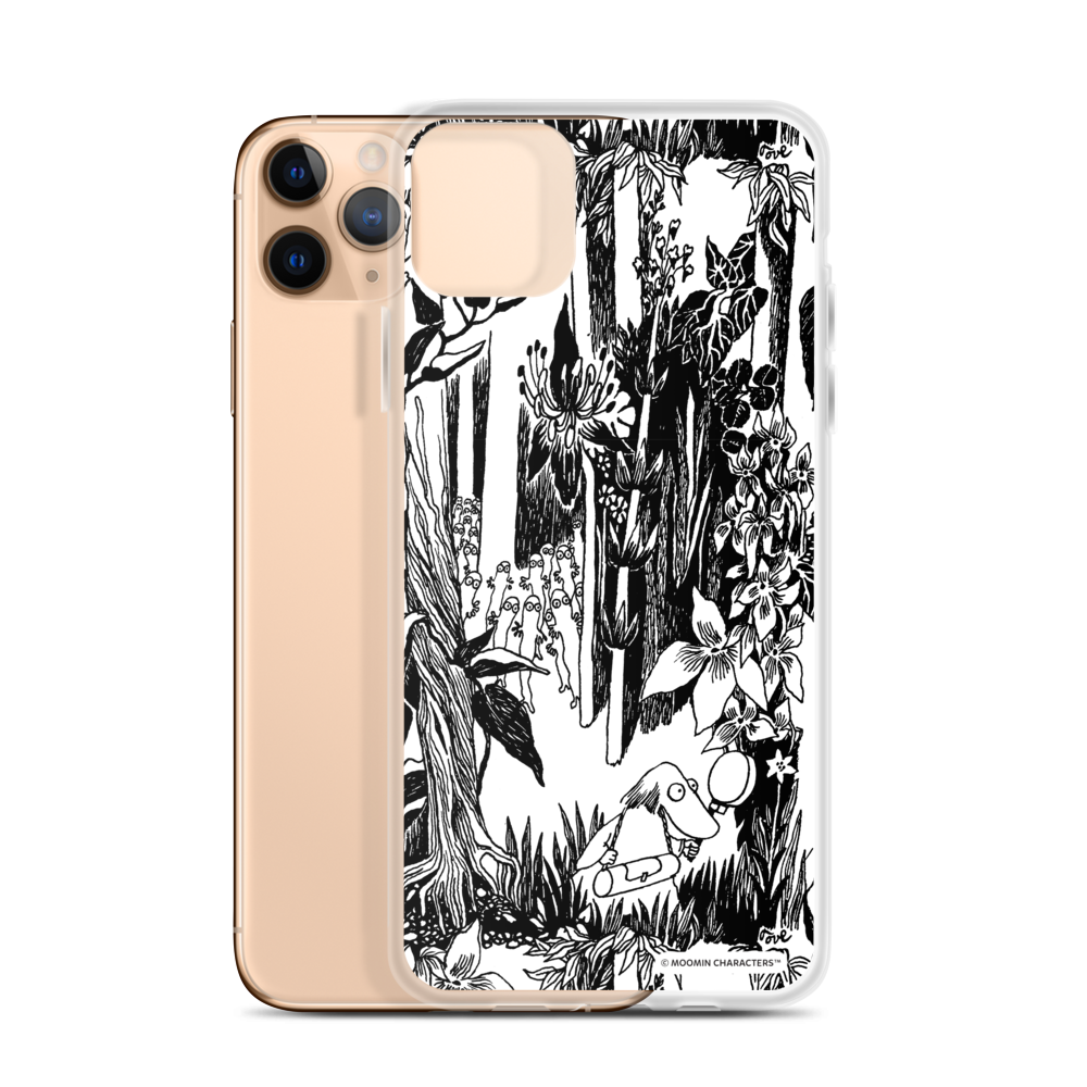 Hemulen iPhone Case