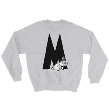 Load image into Gallery viewer, Moomin Alphabet sweatshirt - M as in Little My