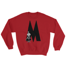 Load image into Gallery viewer, Moomin Alphabet sweatshirt - M as in Mymble