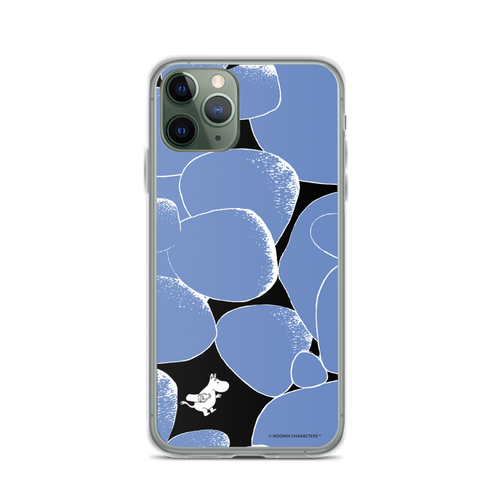 Moomin rocks iPhone Case