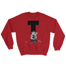 Load image into Gallery viewer, Moomin Alphabet sweatshirt - T as in Too-ticky