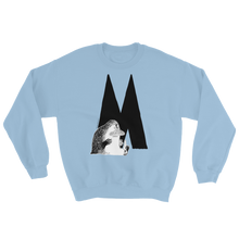 Load image into Gallery viewer, M - Moomin Alphabet Sweatshirt - feat. the Groke