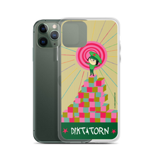 Load image into Gallery viewer, Linda Bondestam The Dictator iPhone case