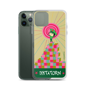 Linda Bondestam The Dictator iPhone case