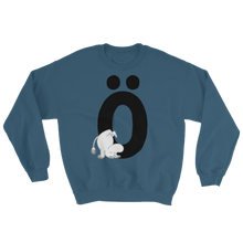 Load image into Gallery viewer, Ö - Moomin Alphabet Sweatshirt - feat. Moomin