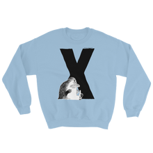 Load image into Gallery viewer, X - Moomin Alphabet Sweatshirt - feat. the Groke