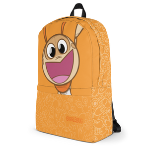 Orange Gigglebug Backpack