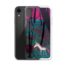 Load image into Gallery viewer, Linda Bondestam unicorn iPhone case