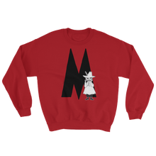 Load image into Gallery viewer, M - Moomin Alphabet Sweatshirt - feat. Snufkin