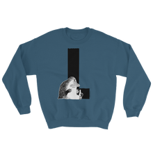 Load image into Gallery viewer, L - Moomin Alphabet Sweatshirt - feat. the Groke