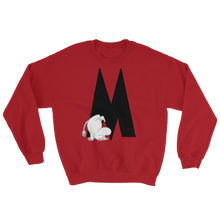 Load image into Gallery viewer, M - Moomin Alphabet Sweatshirt - feat. Moomin