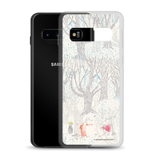 Load image into Gallery viewer, A day in November beige Samsung case