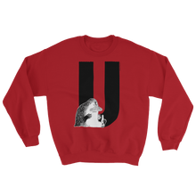 Load image into Gallery viewer, U - Moomin Alphabet Sweatshirt - feat. the Groke