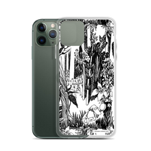 Load image into Gallery viewer, Hemulen iPhone Case