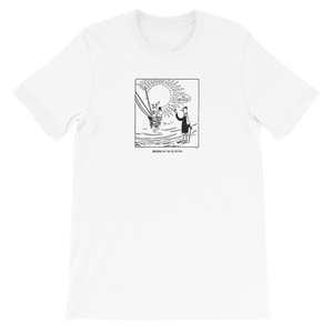 Au Revoir - Moomins on the Riviera T-Shirt