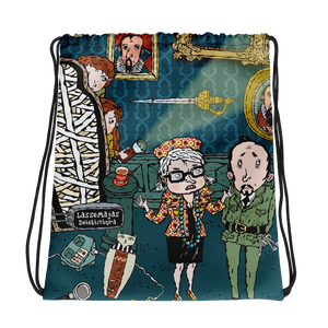 The Whodunit Detective Agency - The Mummy Mystery - Drawstring bag