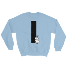 Load image into Gallery viewer, I - Moomin Alphabet Sweatshirt - feat. Little My
