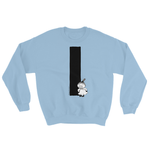 I - Moomin Alphabet Sweatshirt - feat. Little My
