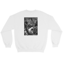 Load image into Gallery viewer, Moomin Snufkin Forest Sweatshirt