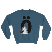 Load image into Gallery viewer, Ö - Moomin Alphabet Sweatshirt - feat. the Groke