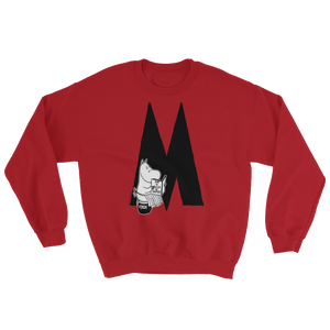 Moomin Alphabet sweatshirt - M as in Moominmamma