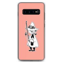 Load image into Gallery viewer, Snufkin Samsung case pink
