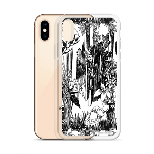 Moomin Hemulen iPhone Case Skandibrand