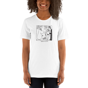 Audrey Glamour - Moomins on the Riviera T-Shirt