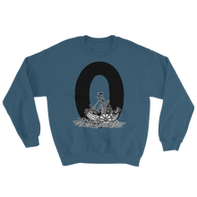 Load image into Gallery viewer, Moomin Alphabet sweatshirt - O as in Oshun Oxtra