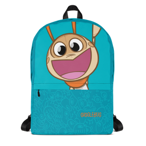 Blue Gigglebug Backpack Skandibrand