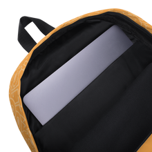 Load image into Gallery viewer, Orange Gigglebug Backpack