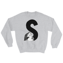 Load image into Gallery viewer, S - Moomin Alphabet Sweatshirt - feat. the Groke