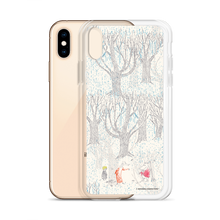 Load image into Gallery viewer, A day in November beige iPhone case