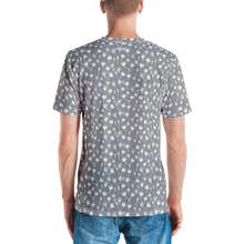 Load image into Gallery viewer, Moomin - Grey Flowers T-shirt